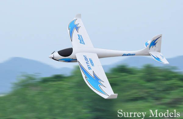 RC Electric Glider