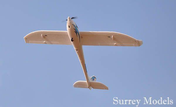 Surrey Models Sky Eagle Glider Plane