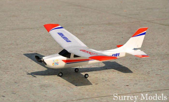 RC Mini Cessna