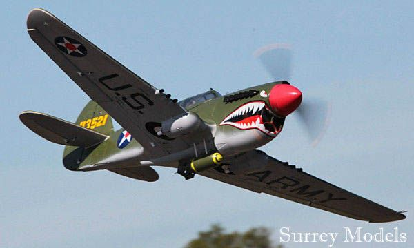 RC Large scale Warbird
