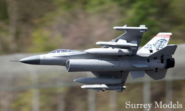 RC Surrey Models Jets Planes